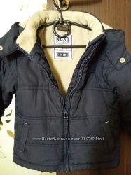 Еврозима - модная куртка NEXT 2-3 года