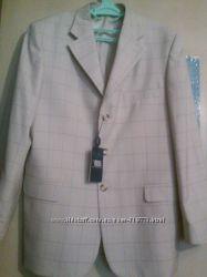 Стильный легкий пиджак Gregory Arber 50-52