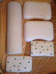 латексные подушки, валик, детские подушки, 100 latex