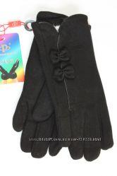 Женские перчатки Юлия  Кролик R14025