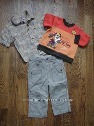 Штанишки, рубашка для мальчика MARIQUITA, S. OLIVER