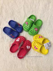 Новые кроксы Vitaliya для детей