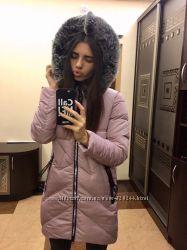 зимние куртки, разные, цвета