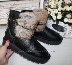 ботинки новые модели натуралки