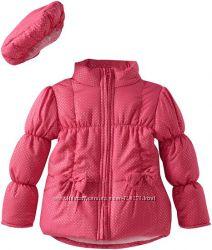 куртка и берет из Америки, 5-6 лет