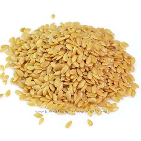 Семена золотистого льна