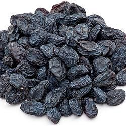 Изюм сушёный тёмно-синий средний 0, 5кг