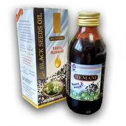 Масло черного тмина холодного отжима Himani  125мл