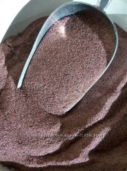 Гималайская  черная соль фракция 0, 5мм мелкого помола 0, 5кг