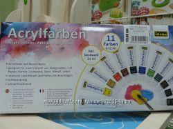 Набор акриловых красок Idena Германия