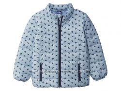 Lupilu легкая стеганая куртка для девочки Германия