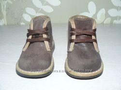Ботинки замшевые пр. Melania