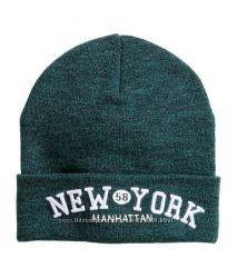 Продам стильную шапку H&M