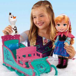 Игровой набор Disney Princess Принцессы Дисней Холодное Сердце Анна и Олаф