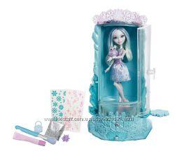 Кукла Долго и  Счастливо Ever After High Epic Winter Sparklizer Playset