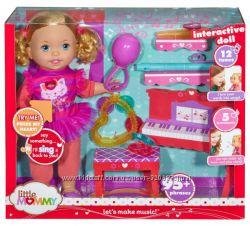 Интерактивная кукла Little Mommy Lets Make Music Doll