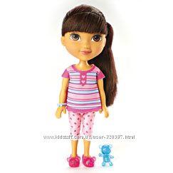 Кукла Дора Даша Dora and Friends slumber party
