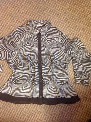 Блуза Marks&Spencer оригинал 56-58 размер