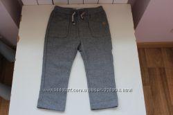 Стильные брюки на мальчика Zara размер 92