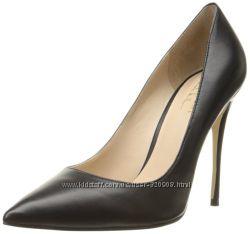 Кожаные черные туфли лодочки Nicole Miller  Maison Оригинал США