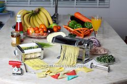 Лапшерезка с насадкой для приготовления пельменей 3 в 1