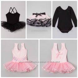Нарядное боди, юбка туту из США Wenchoice для юной балерины