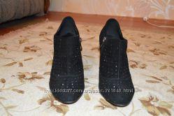 Женские замшевые туфли FLOTES, р. 37