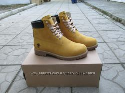 Женские Зимние ботинки Timberland 3 вида в наличии