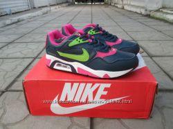Nike Air Max Женские кроссовки кожаные 8 видов в наличии
