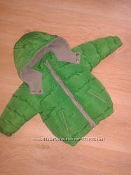 Куртка 3-9мес  Matalan