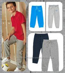 Новые спортивные штаны с небольшим начёсом F&F от 12 месяцев до 7 лет