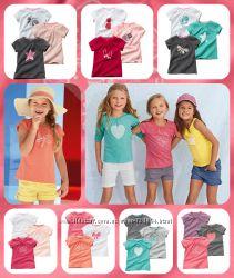 Новые французские футболки vertbaudet от 2 до 8 лет