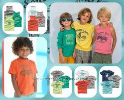 Новые футболки vertbaudet Франция