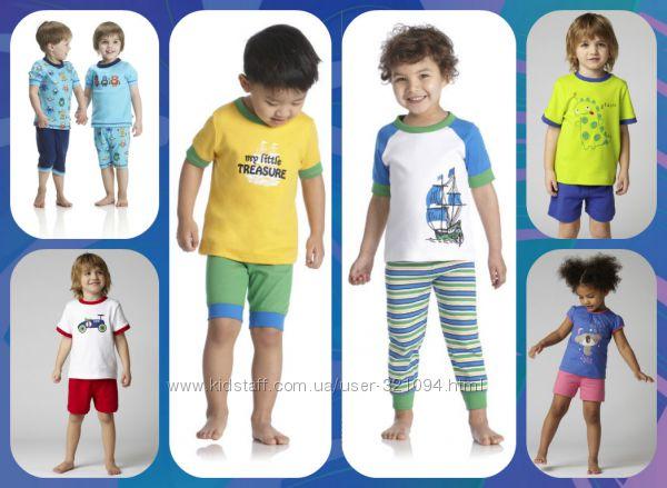 Новые летние пижамы MOTHERCARE