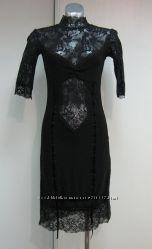 Пикантное маленькое черное платье
