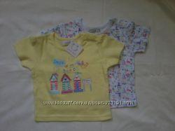 Яркие футболки малышам, отличное качество от Примарк
