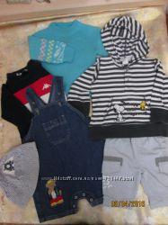 Пакет одежды для мальчика до 1, 5 лет