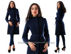 Пальто кашемир черное, цена производителя