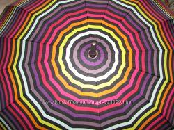Шикарный женский зонт трость антиветер Star Rain с величиной купола 127 см