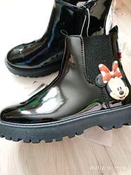 Деми ботинки Zara Mikki черевички Zara kids 36р
