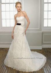 Новое очень нежное и женственное свадебное платье