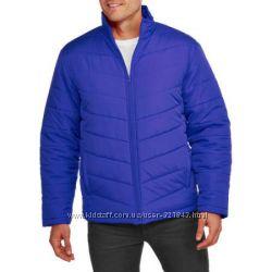 Мужские деми куртки Faded Glory. Размеры - М-L-XL Цвет-ярко-синий.