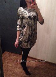 Платье туника, размер S-M