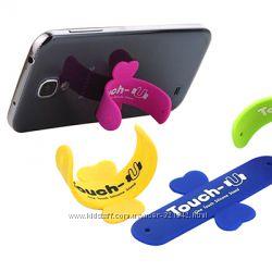 Універсальна підставка для iPhone 4, 4s, 5, 6 Plus, Samsung, Xiaomi, HTC. Ц