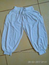 Моднявые бриджи штанишки-алладины Little GIRLSTAR 18-24 м