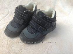 Кожаные ботиночки из Америки Kenneth Cole Reaction