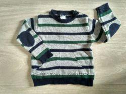 Шерстяной португальский свитерок на 1, 5- 2 года