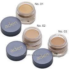Aden Кремовый камуфляж для скрытия дефектов