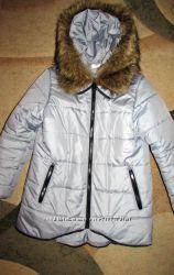 Теплюща куртка XL