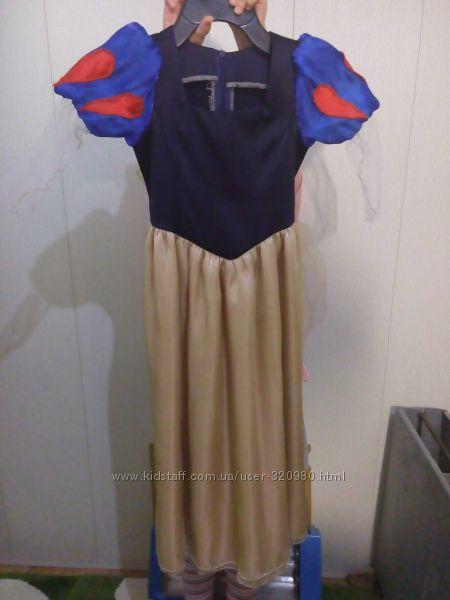 Сдаю на прокат костюм Белоснежки на рост 116-120
